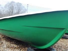 Didelė stabili plastikinė valtis Šamas 420 - nuotraukos Nr. 10