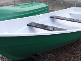 Didelė stabili plastikinė valtis Šamas 420 - nuotraukos Nr. 4