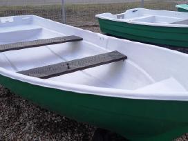 Didelė stabili plastikinė valtis Šamas 420 - nuotraukos Nr. 2