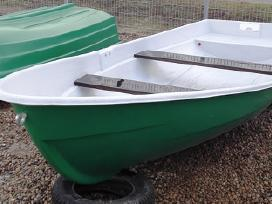Didelė stabili plastikinė valtis Šamas 420 - nuotraukos Nr. 8