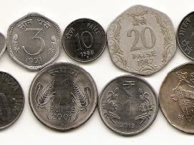 Indijos monetos