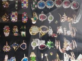Siūlau daug visokių žiedų kainos nuo 5 iki 25 eurų - nuotraukos Nr. 3
