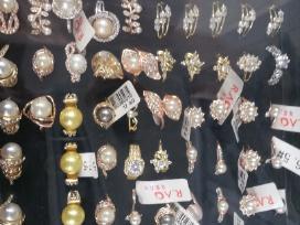 Siūlau daug visokių žiedų kainos nuo 5 iki 25 eurų - nuotraukos Nr. 5