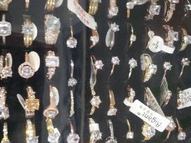 Siūlau daug visokių žiedų kainos nuo 5 iki 25 eurų - nuotraukos Nr. 7