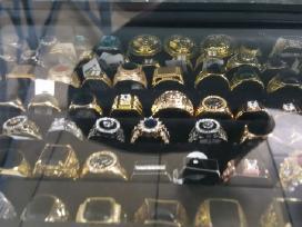 Siūlau daug visokių žiedų kainos nuo 5 iki 25 eurų - nuotraukos Nr. 4