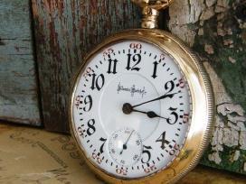 Perku kišeninius laikrodžius