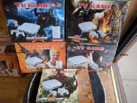 TV game 8 bit / Zilitonai / Mario!