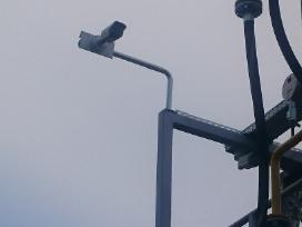 Elektrikas/ Apsaugos sistemos(apsauga)/kameros.