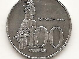 Indonezija 100 rupiah 2000 #61