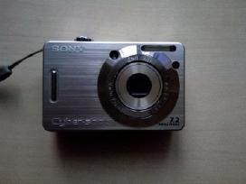 Fotoaparatas Sony Dsc-w55