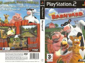 Originalūs playstation 2 (ps2) žaidimai, priedai - nuotraukos Nr. 9
