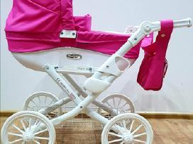 2018 metų nauja lėlių vežimėlių serija.