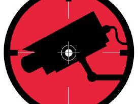 Vaizdo stebėjimo /apsaugos/ kameros. Montavimas.
