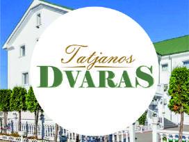 Jūsų šventė Tatjanos Dvare Vilniuje!