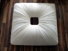 Baltas šviestuvas - vienetinis