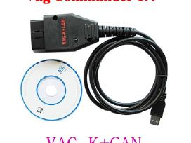 Diagnostikos laidas Vag K+can Commander 1.4