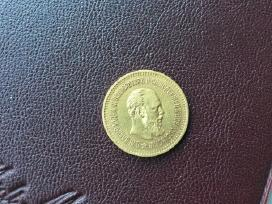 Perku auksines sidabrines monetas - nuotraukos Nr. 5