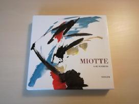 Jean Miotte darbų knyga