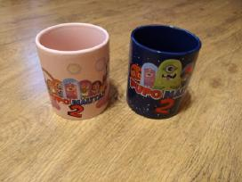 Puponautu puodeliai. - nuotraukos Nr. 2