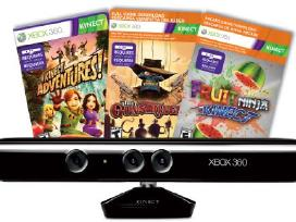 Nauji ir naudoti Kinect su garantija