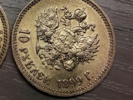 Perku Nikolajevo monetas