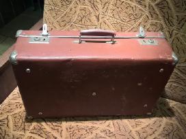 Tarybinis lagaminas- čemodanas