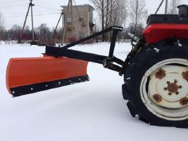 Sniego stumdytuvas, sniego peilis, sniego pūstuvas - nuotraukos Nr. 4