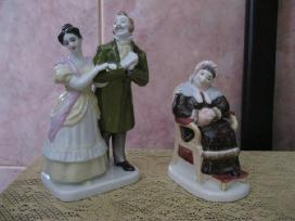 CCCP porcelianas - rasytojo Gogolio personazai.