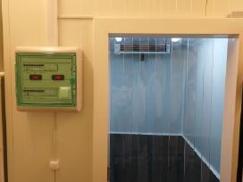 Šaldymo kamerų projektavimas montavimas remontas