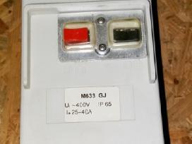 Automatinis išjungėjas Ip65, lygio relė