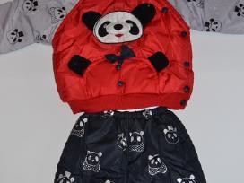 Žieminis 2 jų dalių kombinezonas Panda