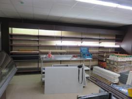 Stelazai-lentynos alchogoliui ir kitai produkcijai