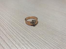 Auksinis žiedas, 583 praba