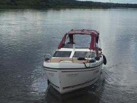 Laivo nuoma be kapitono!