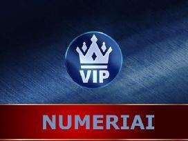 Vip Numeriai