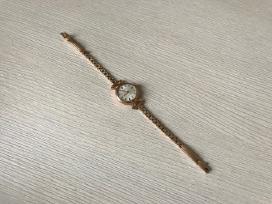 Auksinis Laikrodis, Praba 583