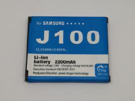 Samsung Galaxy J1 padidintos talpos baterija