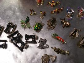 Siūlau daug visokių žiedų kainos nuo 5 iki 25 eurų - nuotraukos Nr. 11