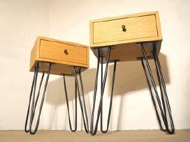 Baldai iš metalo - lentynos, spintos, stalai