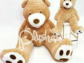 Dideli Kokybiški Pliušiniai meškinai Teddy Bear - nuotraukos Nr. 3