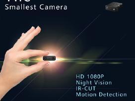 Slapta kamerytė nuo judesio su naktiniu filmavimu