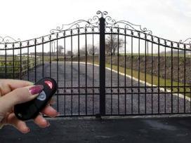 Pigiai vokiška kiemo vartų automatika