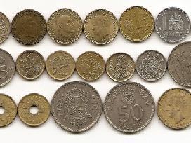 Ispanijos monetos