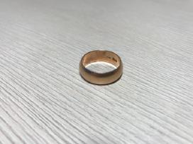 Auksinis žiedas, praba 583