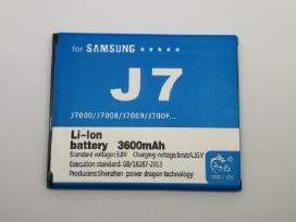 Samsung Galaxy J7 padidintos talpos baterija