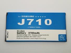 Samsung Galaxy J7 2016m padidintos talpos baterija