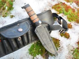 Dagestano medžioklinis peilis Kizlyar Š-5 Bars