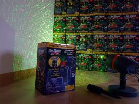 Star Shower Lazerinis šviesų projektorius