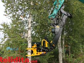 Pjovimo galvutė medienai Tmk 300