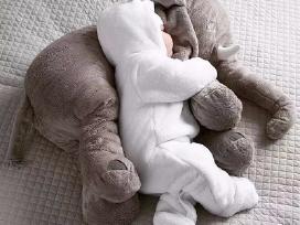 Geriausia dovana vaikui švelnus drambliukas
